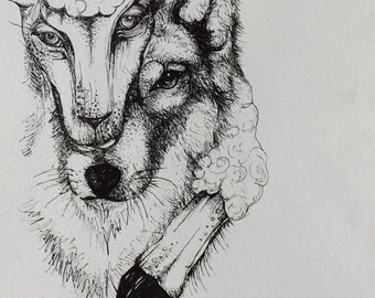 a wolf in sheeps clothing revisited