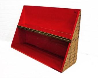 Handmade Flip-Top Display Unit or Bar