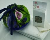 OOAK Vingate Kimono Lotus Birth Kit - Lined