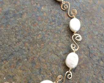 Artisan Pearl Bracelet- Sea Song on your wrist!