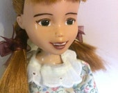 Anne of Green Gables Doll, Drollerie Doll, bratz makeunder + repaint