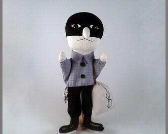 Robi, the robber