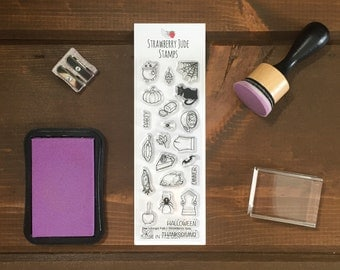 Don't Forget Fall - A planner stamp set