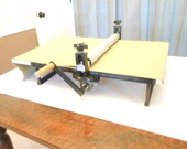 Clay Slab Roller Pottery Tool Heavy Duty Portable Slab Roller Tabletop Slab Roller Adjustable Clay Slab Roller No Shim Slab Roller