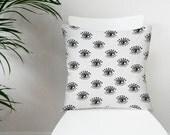 Oxford Eye cushion cover