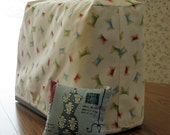 Sewing machine cover and matching pin cushion     *Sale*