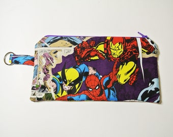 Avengers Pouch 4