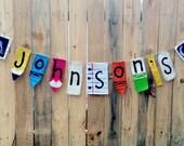 Custom Teacher's Whimsical Banner Classroom Decor