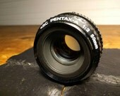 Pentax 50mm f/2 Lens. The Nifty Fifty to Fit Your Needs.