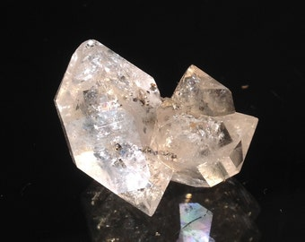 Herkimer Diamond * Hand Dug by Seth * no.31