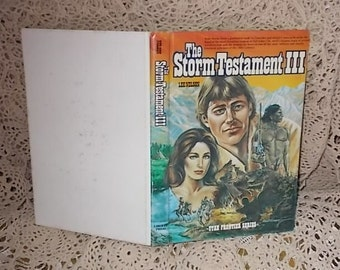 The Storm of the Testament from the Utah Frontier Series III, LDS Books,Religious Books, Old Books
