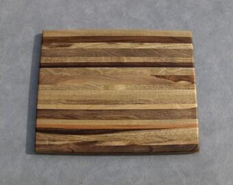 Multi-Wood Cutting Board