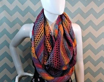 Comfy Mochi Cowl Crochet Pattern PDF PATTERN ONLY
