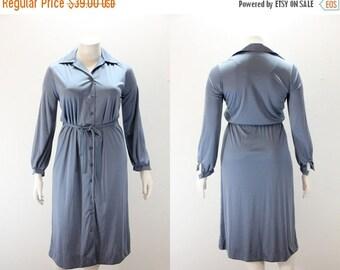 SALE 40% off XXL Vintage Dress - Serbin NWOT - Deadstock