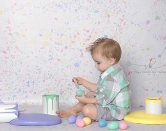 Easter ~  Photography Photo Prop, Easter egg, Egg paint set, Easter eggs.Photo prop,Eggs,Photography prop
