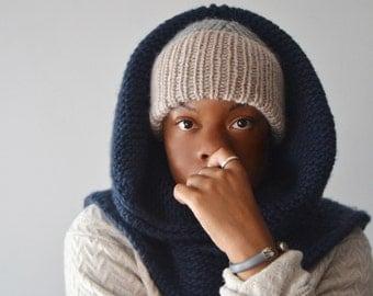 The Hoodie Pattern | Knitting Tutorial