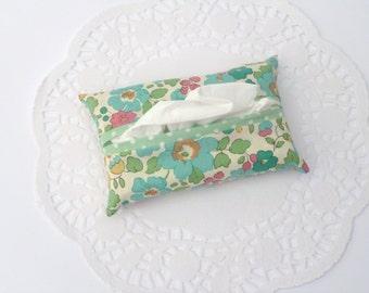 NEW - Fabric Pocket Tissue Holder