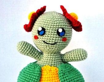 Crochet Bellossom