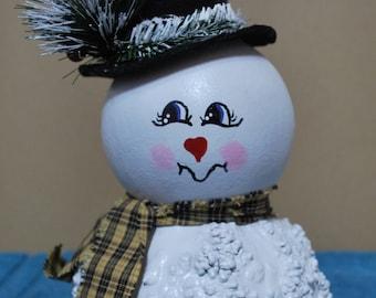 Warty Snowman Gourd