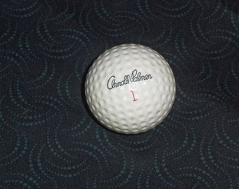 Vintage Arnold Palmer Golf Ball  From the 60s