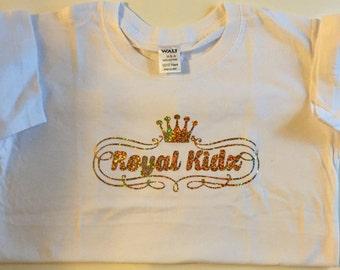 Royal Kidz T Shirt
