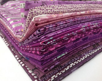 Plums Fat Quarter Bundle (PUR20FQB01)