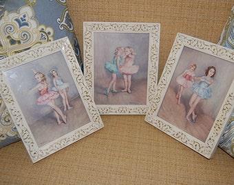 vintage, ballerina, ballet, art, prints, fried pal, 3