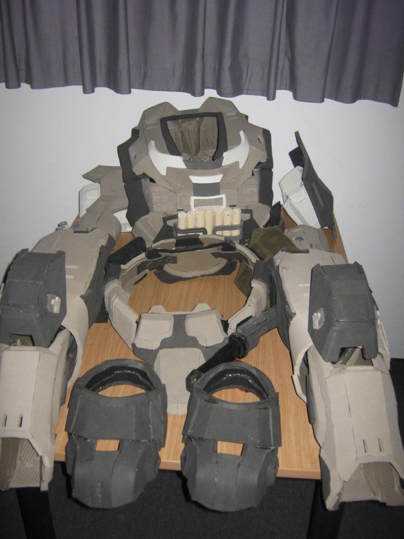 zoom - Halo Reach Halloween Costume
