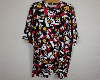 bape babymilo oversized shirt size XXL