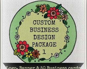 Custom Business Design Package 1