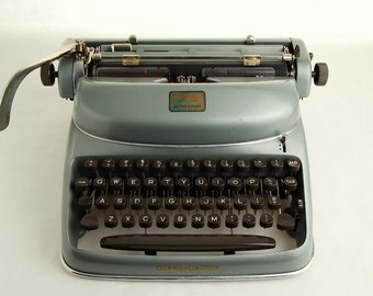 Typewriter Alpina, West Germany