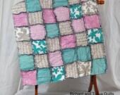 Rag Quilt Pattern/Instructions