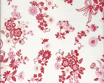 Floral Bouquet (Color F) from the 30's Collection by Atsuko Matsuyama for Yuwa of Japan
