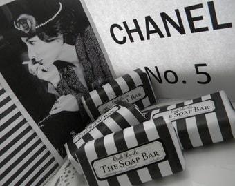 Chanel No.5 soap / fragrance oil type / Perfume soap