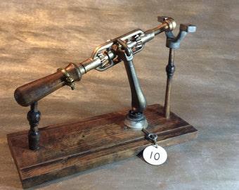 Steampunk gun - Number ten