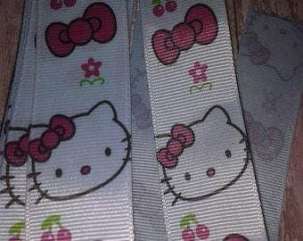 Hello Kitty Vertical Grosgrain Ribbon
