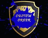 Nelko's Custom Order