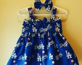 LA Dodgers Los Angles Dress