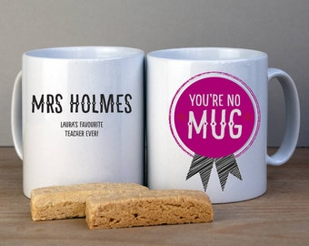 Best Teacher Personalised Mug-Teacher Thank You Gift-Thank you Gift-Gift for Teacher-Leaving Gift-Favourite Teacher Mug-Favourite Teacher