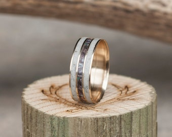 Camo wedding rings Etsy