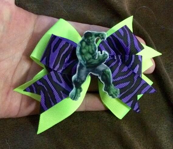 Hulk mode bow