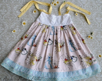 Cinderella Dress, Snow White Dress, Belle Dress, Disney Dress, Princess Dress, Princess Birthday, Princess, Disney Boutique Dress, Dress