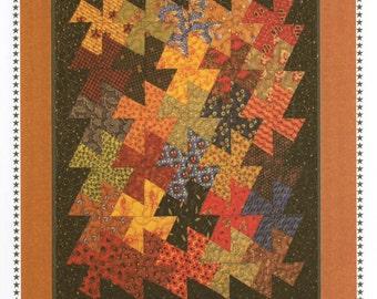Primitive Pinwheels Quilt Pattern by Primitive Gatherings (PRI946)