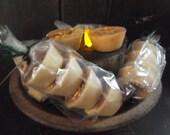 Caramel Nut Spice mini wax tart melts