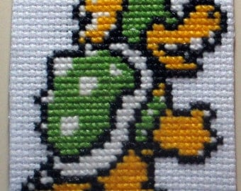 Cross Stitch Charts for Video Game Characters #5