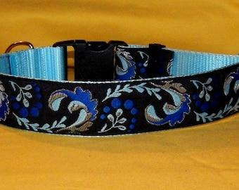 Blue Waves collar