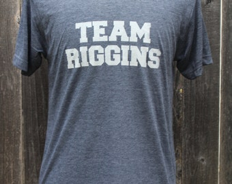 Team Riggins Screenprinted Shirt