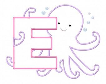 Girls SAMPLE SALE ITEM- Octopus Alpha-