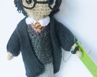 Patrones Amigurumi Harry Potter : Harry potter amigurumi uncinetto Etsy IT
