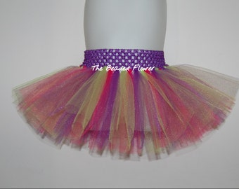 Newborn toddler tutu skirt you choose your colors